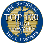 Fay & Grafton is a member of The National Trial Lawyers - Top 100 Trial Lawyers.