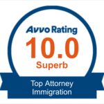 Fay & Grafton rated 10.0 as a top immigration attorney in Raleigh by Avvo.com