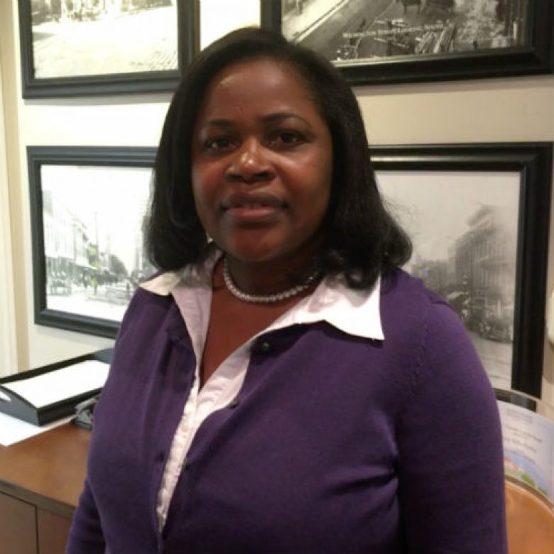 Paralegal Lemmona Huie